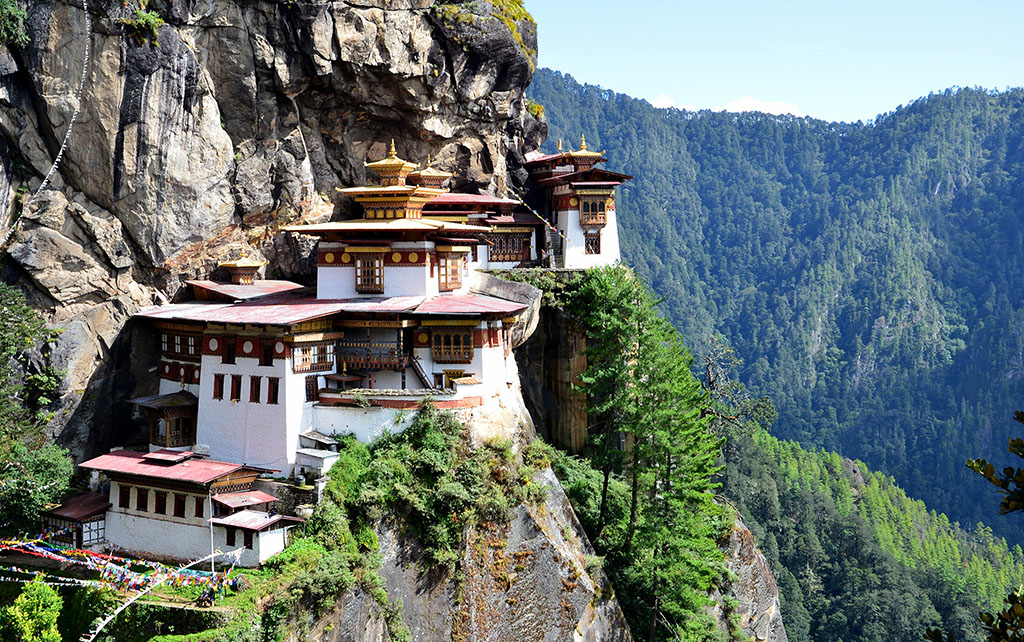 Image result for the tigers nest monastery